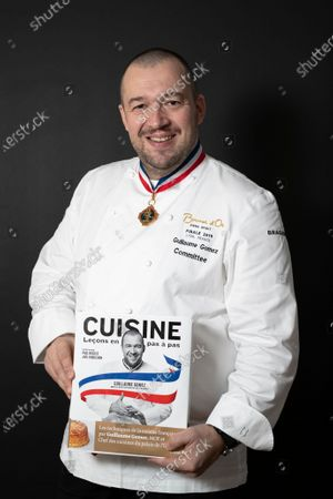 Editorial picture of Guillaume Gomez, head chef at France's Elysee palace, presents new book, Paris - 19 Nov 2020