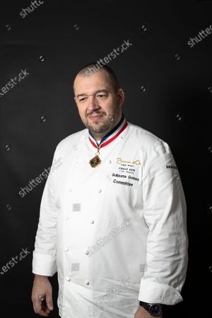 Editorial photo of Guillaume Gomez, head chef at France's Elysee palace, presents new book, Paris - 19 Nov 2020