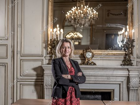 French politician Barbara Pompili