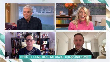 Editorial photo of 'This Morning' TV Show, London, UK - 23 Nov 2020