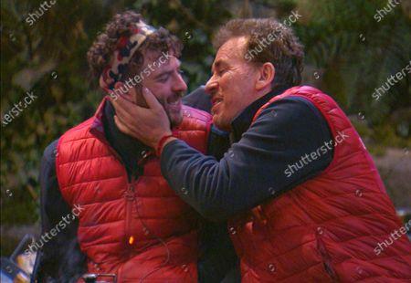 First Kisses - Jordan North and Shane Richie
