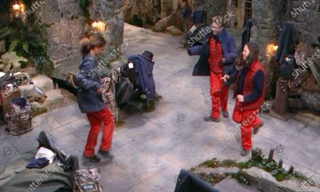 Editorial photo of 'I'm a Celebrity... Get Me Out of Here!' TV Show, Series 20, Gwrych Castle, Wales, UK - 23 Nov 2020