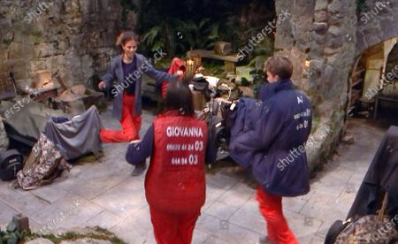 Editorial image of 'I'm a Celebrity... Get Me Out of Here!' TV Show, Series 20, Gwrych Castle, Wales, UK - 23 Nov 2020