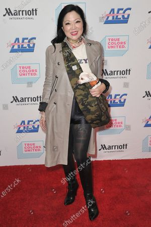 """Stock Picture of Margaret Cho attends the 9th annual """"Home for the Holidays"""" benefit concert, in Los Angeles. Cho turns 52 on Dec. 5"""