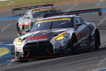 Editorial image of Super GT, Round 7 - Chang International, Thailand - 09 Oct 2016