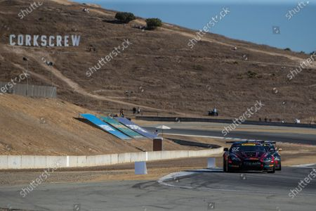 7-9 October, 2016, Monterey, California USA Kris Wilson, #09 Aston Martin ?2016, Halston Pitman LAT Photo USA