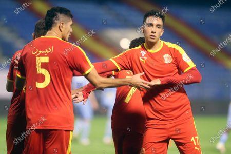 Editorial picture of Al-Quadisiya vs Al-Batin, Dammam, Saudi Arabia - 23 Nov 2020