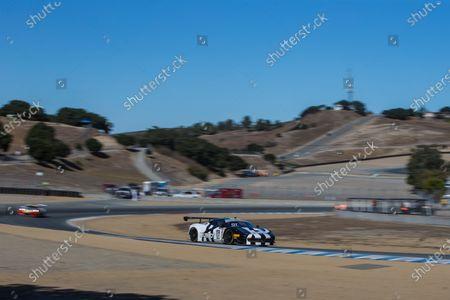Stock Photo of 7-9 October, 2016, Monterey, California USA Martin Fuentes, #07 Ferrari ?2016, Halston Pitman LAT Photo USA