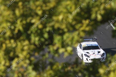 Ginetta GT4 Supercup, Brands Hatch, 1st-2nd October 2016. Mark Davies (GBR) TCR Ginetta G55. World Copyright. Ebrey/LAT Photographic