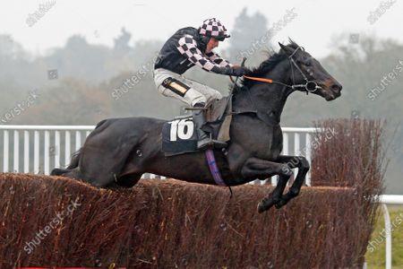 Editorial photo of Horse Racing from Newbury Racecourse, UK - 28 Nov 2020