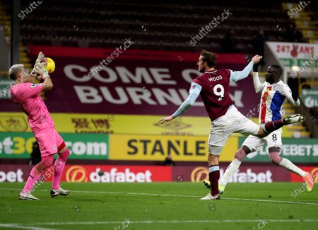 Editorial photo of Soccer Premier League, Burnley, United Kingdom - 23 Nov 2020