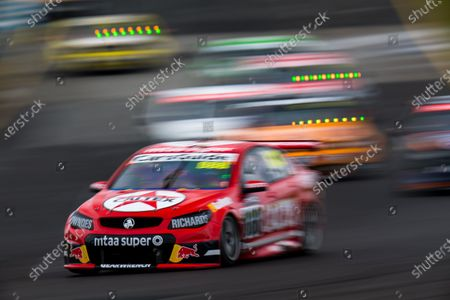 2016 Supercars Championship Round 10.  Sandown 500, Sandown Raceway, Victoria, Australia. Friday 16th September to Sunday 18th September 2016. Steve Richards drives the #888 TeamVortex Holden Commodore VF. World Copyright: Daniel Kalisz/LAT Photographic Ref: Digital Image 180916_VASCR10_DKIMG_4785.JPG