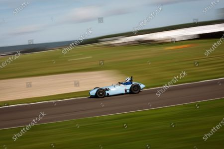 Editorial image of Goodwood Revival, 2016 Goodwood Revival, Goodwood Circuit, United Kingdom - 11 Sep 2016