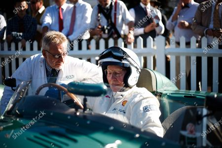 Editorial picture of Goodwood Revival, 2016 Goodwood Revival, Goodwood Circuit, United Kingdom - 11 Sep 2016