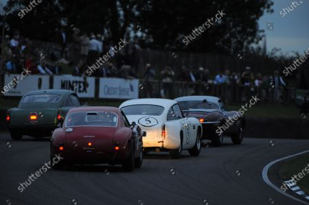 Editorial photo of Goodwood Revival, 2016 Goodwood Revival, Goodwood Circuit, United Kingdom - 09 Sep 2016