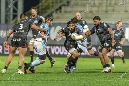 Editorial picture of Aviron Bayonnais v Rugby Club Toulonnais, France - 21 Nov 2020