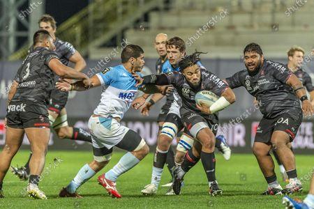 Editorial photo of Aviron Bayonnais v Rugby Club Toulonnais, France - 21 Nov 2020