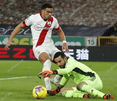 Editorial picture of Wolverhampton Wanderers vs Southampton FC, United Kingdom - 23 Nov 2020