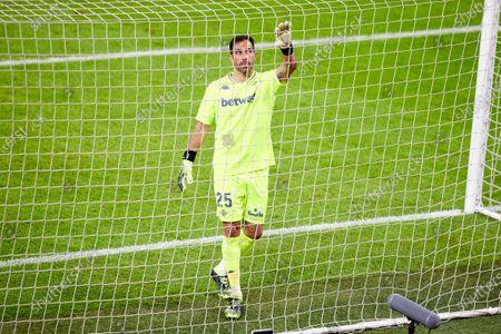 Claudio Bravo of Real Betis Balompie
