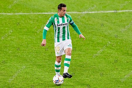 Andres Guardado of Real Betis Balompie