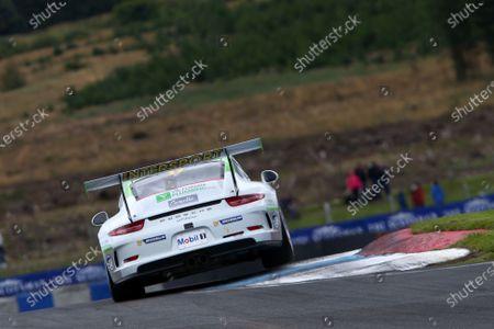 2016 Porsche Carrera Cup GB Knockhill, 13th-14 August 2016,  Mark Radcliffe (GBR) Intersport Porsche Carrea Cup  World copyright. Jakob Ebrey/LAT Photographic