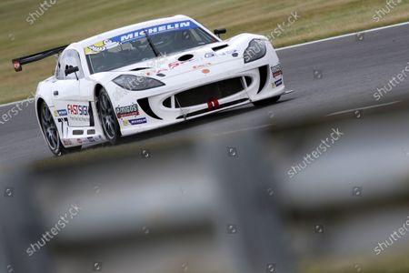 2016 Ginetta GT4 Supercup, Snetterton, Norfolk. 30th-31st August 2016, Mark Davies (GBR) TCR Ginetta G55  World copyright. Jakob Ebrey/LAT Photographic