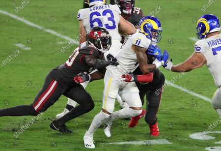 Editorial picture of Rams Buccaneers Football, Tampa, United States - 23 Nov 2020