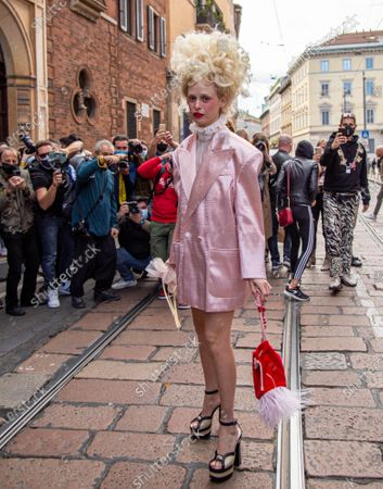 Stock Picture of Petite Meller