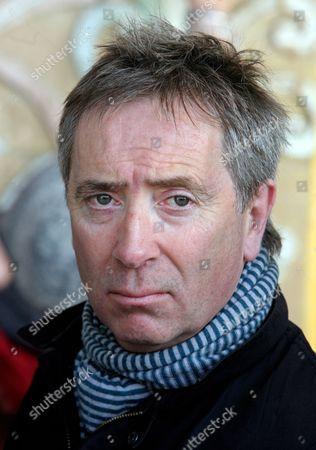 Stock Image of Martin Brunt, Sky News Crime Correspondent