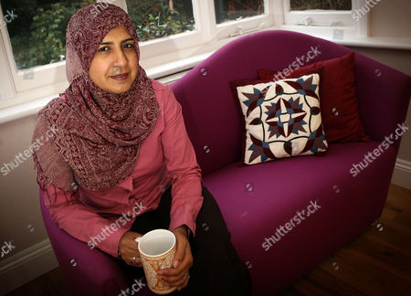 Stock Picture of Shelina Janmohamed