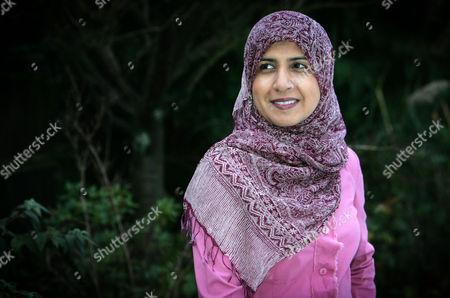 Stock Image of Shelina Janmohamed