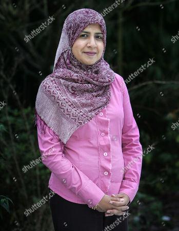 Stock Photo of Shelina Janmohamed