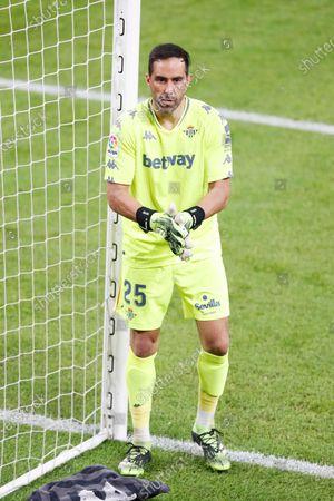 Stock Image of Claudio Bravo (Betis)