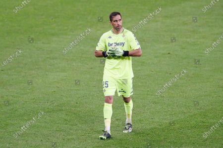 Stock Photo of Claudio Bravo (Betis)