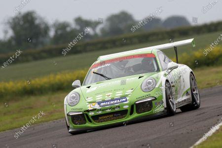 2016 Porsche Carrera Cup Champinship, 8th-19th June 2016, Mark Radcliffe (GBR) Intersport Porsche Carrea Cup  World copyright. Jakob Ebrey/LAT Photographic