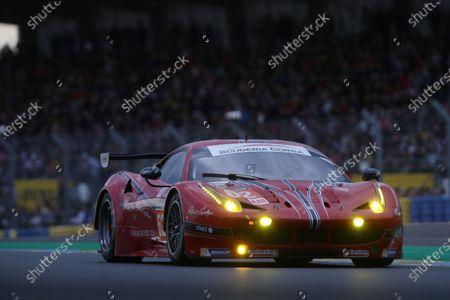 Editorial photo of WEC, Round 3 - 24 Hours of Le Mans, Circuit de la Sarthe, France - 13 Jun 2016
