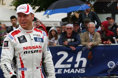 2016 World Endurance Championship,  Le Mans 24 Hours, France, 13th June 2016. Christopher Hoy Algarve Pro Racing Ligier JS P2 - Nissan. Word copyright: Jakob Ebrey/LAT Photographic
