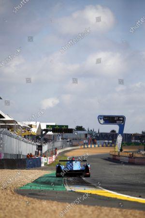 2016 Le Mans 24 Hours. Circuit de la Sarthe, Le Mans, France. Algarve Pro Racing / Ligier JS P2 - Nissan - Michael Munemann (GBR), Christopher Hoy (GBR), Andrea Pizzitola (FRA).  Sunday 19 June 2016 Photo: Adam Warner / LAT