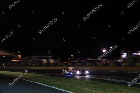 2016 Le Mans 24 Hours. Circuit de la Sarthe, Le Mans, France. Algarve Pro Racing / Ligier JS P2 - Nissan - Michael Munemann (GBR), Christopher Hoy (GBR), Andrea Pizzitola (FRA).  Wednesday 15 June 2016 Photo: Adam Warner / LAT
