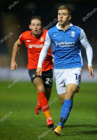 Riley McGree of Birmingham City