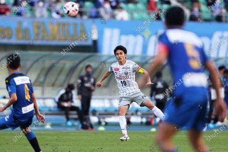 Ryota Oshima (Frontale) - Football / Soccer : 2020 J1 League match between Oita Trinita 1-0 Kawasaki Frontale at Showa Denko Dome Oita, Oita, Japan.