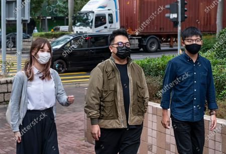 Editorial picture of PRO-DEMOCRACY ACTIVISTS APPEAR IN COURT IN HONG KONG, CHINA - 23 NOV 2020