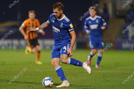 Luke Chambers of Ipswich Town (4)