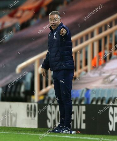 Stock Picture of Peterborough manager Darren Ferguson