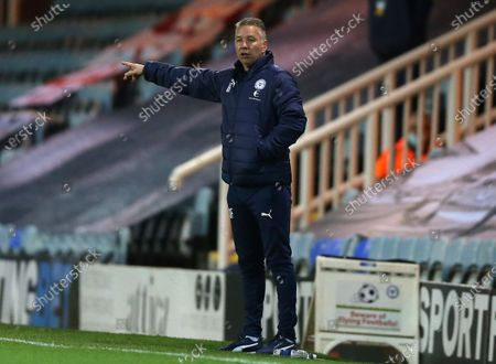 Stock Image of Peterborough manager Darren Ferguson