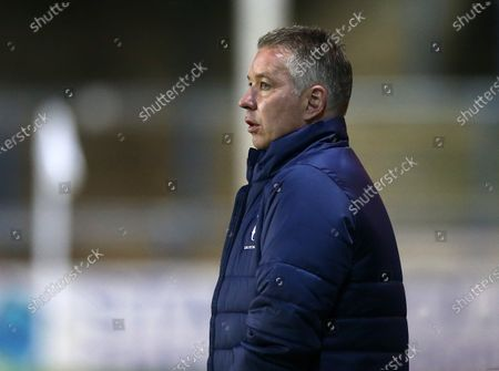 Peterborough manager Darren Ferguson