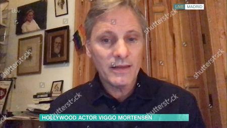 Stock Photo of Viggo Mortensen