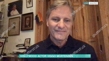 Stock Picture of Viggo Mortensen