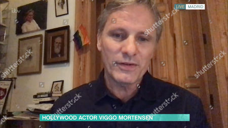 Editorial photo of 'This Morning' TV Show, London, UK - 24 Nov 2020