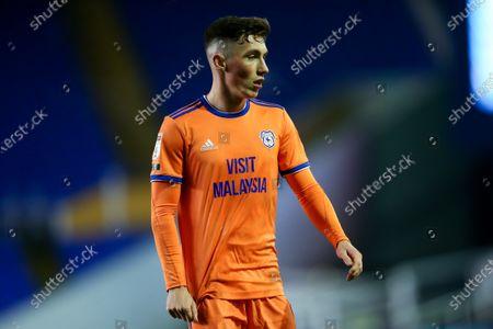 Harry Wilson #23 of Cardiff City